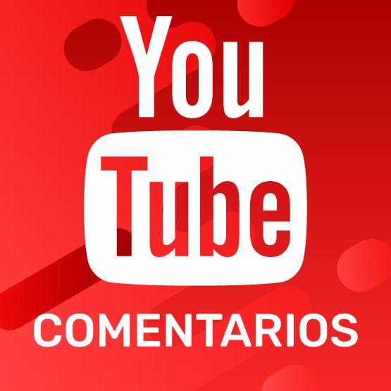 Comentarios YouTube