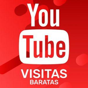Visitas Baratas YouTube