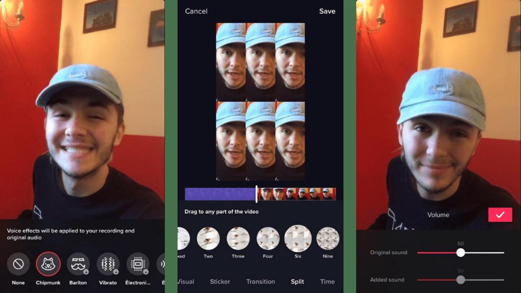 cómo hacer vídeos profesionales en TikTok