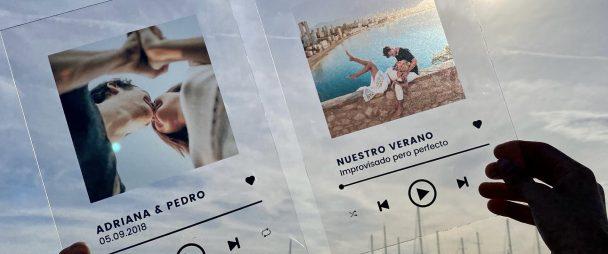 Placa Spotify – Regalo personalizado ORIGINAL