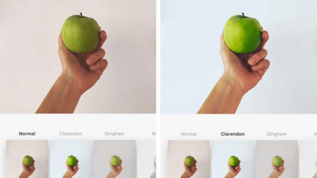 cómo crear filtros de Instagram