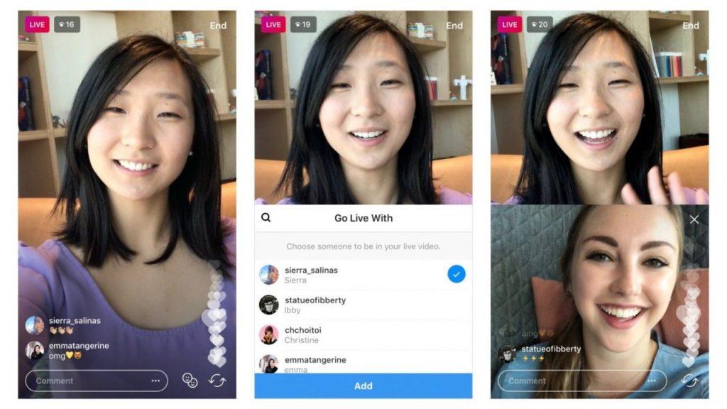 cómo guardar un directo de Instagram