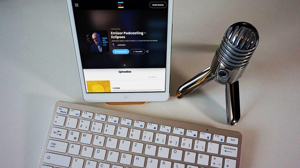subir un podcast en Spotify