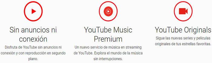 cómo tener YouTube Premium gratis