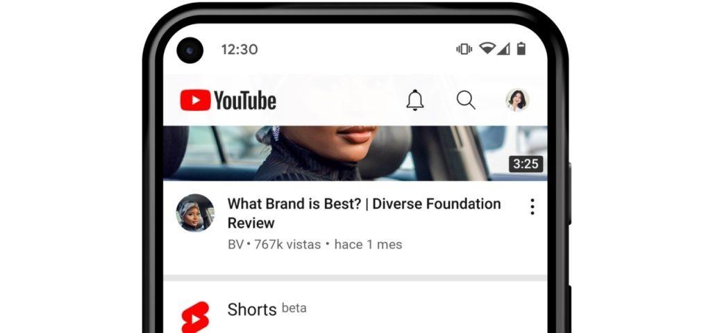 qué es YouTube Shorts